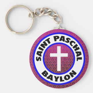 Chaveiro Santo Baylon Paschal