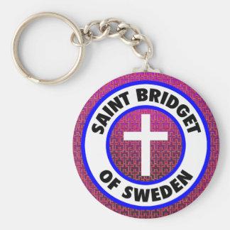 Chaveiro Santo Bridget da suecia