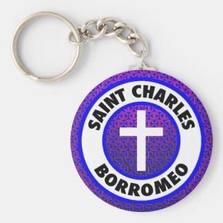 Chaveiro Santo Charles Borromeo