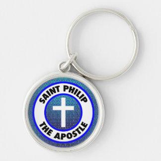 Chaveiro Santo Philip o apóstolo