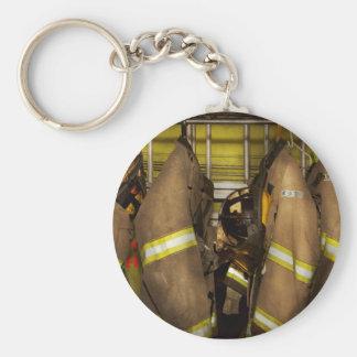Chaveiro Sapador-bombeiro - engrenagem do depósito