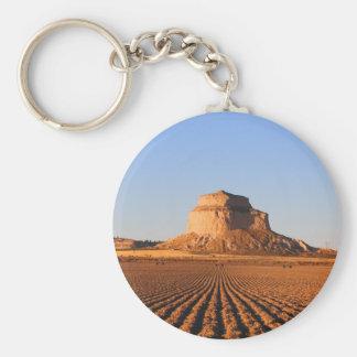 Chaveiro Scottsbluff Nebraska que cultiva o por do sol da