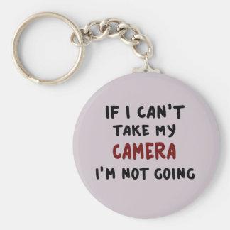 Chaveiro Se eu não posso tomar minha câmera…