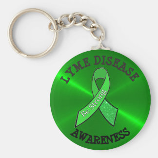 Chaveiro Seja corrente chave da consciência forte da doença