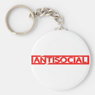 Chaveiro Selo anti-social