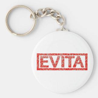 Chaveiro Selo de Evita