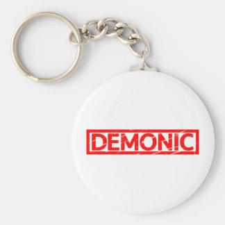 Chaveiro Selo demoníaco