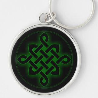 Chaveiro símbolo místico p espiritual de viquingue do nó