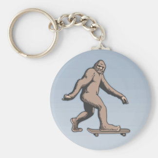 Chaveiro Skate de Bigfoot
