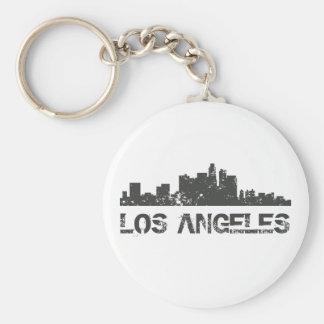 Chaveiro Skyline da arquitectura da cidade de Los Angeles