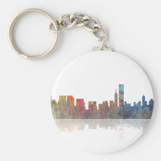 Chaveiro Skyline de Chicago Illinios