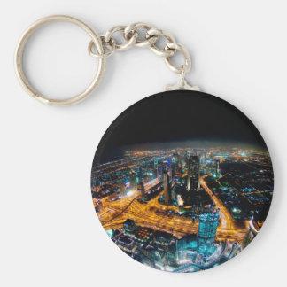 Chaveiro Skyline de Dubai