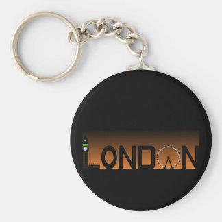 Chaveiro Skyline de Londres