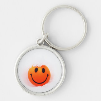 Chaveiro Smiley face