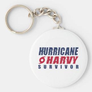 Chaveiro Sobrevivente de Harvey do furacão