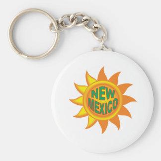 Chaveiro Sol de New mexico