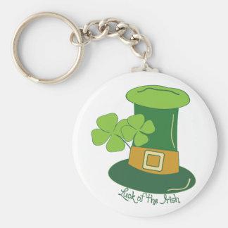 Chaveiro Sorte do irlandês