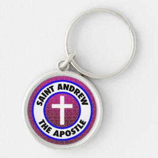 Chaveiro St Andrew o apóstolo