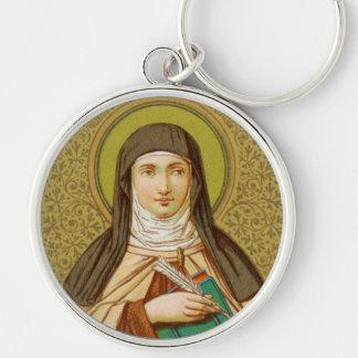 Chaveiro St Teresa do círculo superior de Avila (SNV 27)