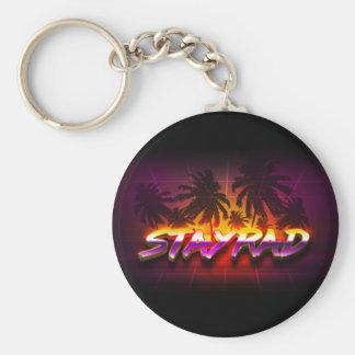 Chaveiro StayRad 80s