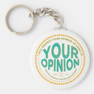 Chaveiro sua opinião