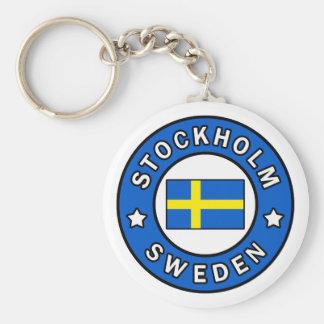Chaveiro Suecia de Éstocolmo