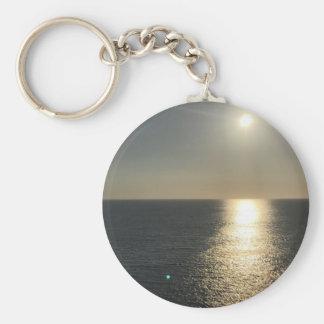 Chaveiro Sun na água