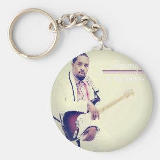 Chaveiro T da guitarra elétrica de Jimmy