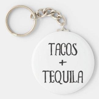 Chaveiro Tacos e party girl do Tequila