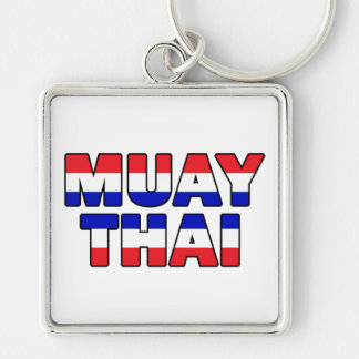 Chaveiro Tailandês de Muay