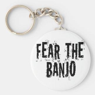 Chaveiro Tema o banjo