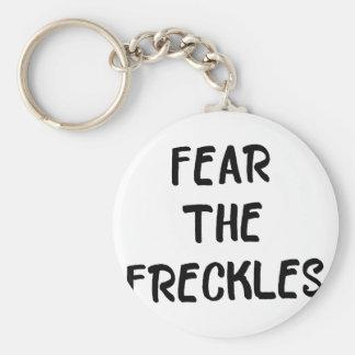 Chaveiro Tema os Freckles