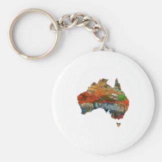 Chaveiro Tempo australiano