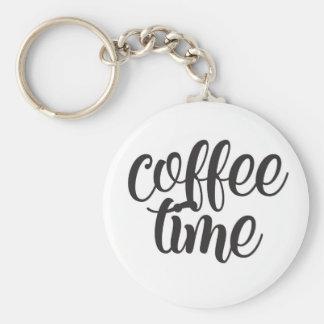 Chaveiro Tempo do café