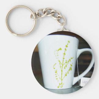 Chaveiro Tenha um chá de O do copo!