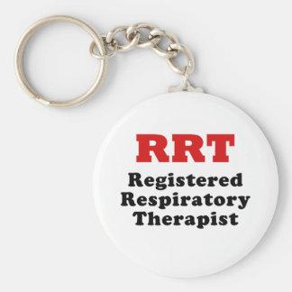 Chaveiro Terapeuta respiratório registrado