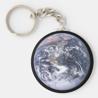Chaveiro Terra do planeta - nosso mundo