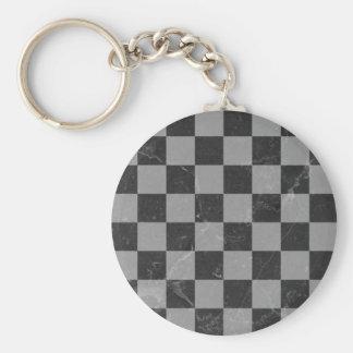Chaveiro Teste padrão da xadrez