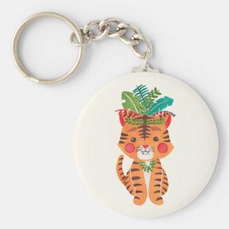 Chaveiro Thomas o tigre pequeno