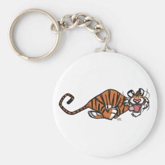 Chaveiro Tigre Running dos desenhos animados