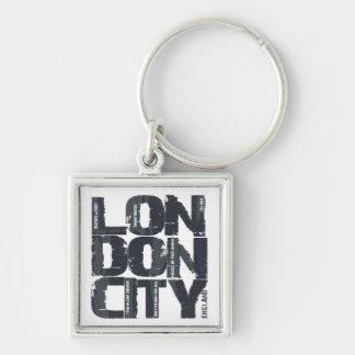 Chaveiro Tipografia de Londres, Inglaterra