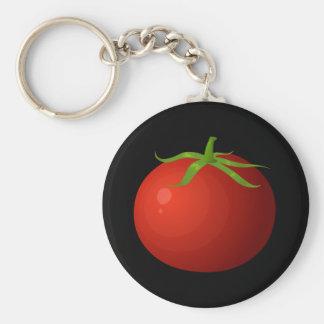 Chaveiro Tomate da comida do pulso aleatório