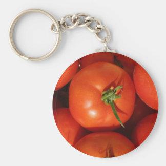 Chaveiro Tomates caseiros maduros bonitos
