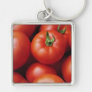 Chaveiro Tomates maduros - vermelho brilhante, fresco