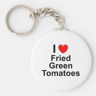 Chaveiro Tomates verdes fritados