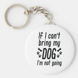 Chaveiro Traga meu cão