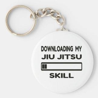 Chaveiro Transferindo minha habilidade de Jiu-Jitsu