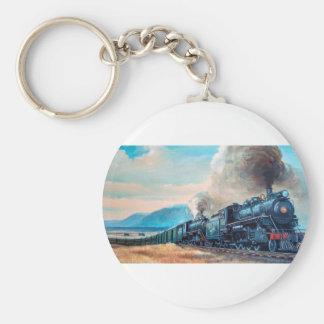Chaveiro Trem locomotivo