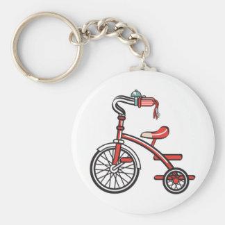 Chaveiro triciclo retro