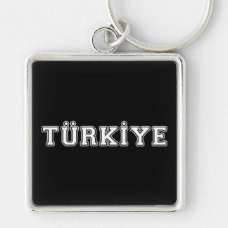 Chaveiro Türkiye